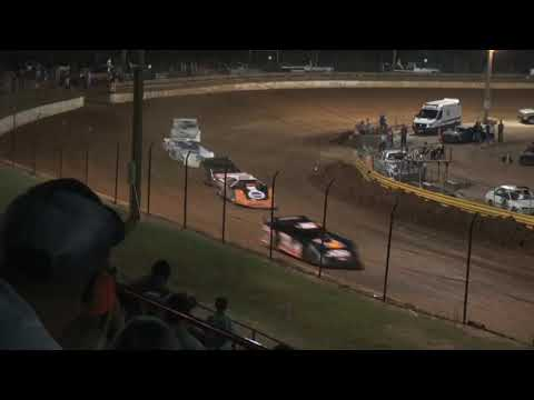 602 Charger at Lavonia Speedway June 4th 2021 - dirt track racing video image