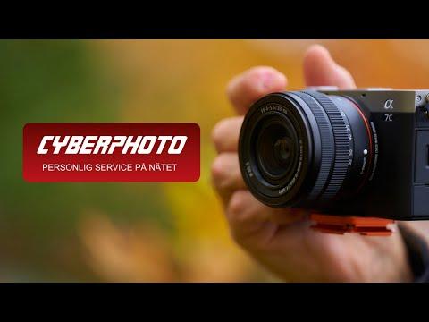 CyberPhoto testar Sony A7 C