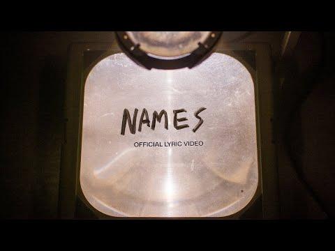 Names  Official Lyric Video  Elevation Worship & Maverick City