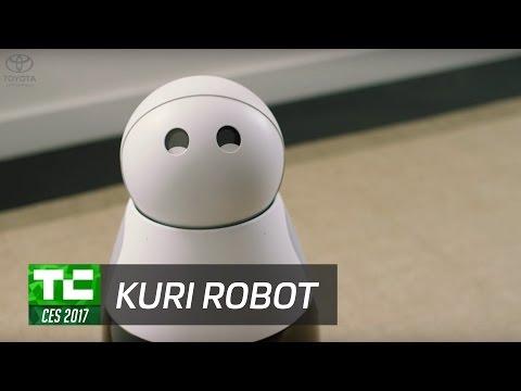 Mayfield Robotics' Kuri is an adorable home robot - UCCjyq_K1Xwfg8Lndy7lKMpA
