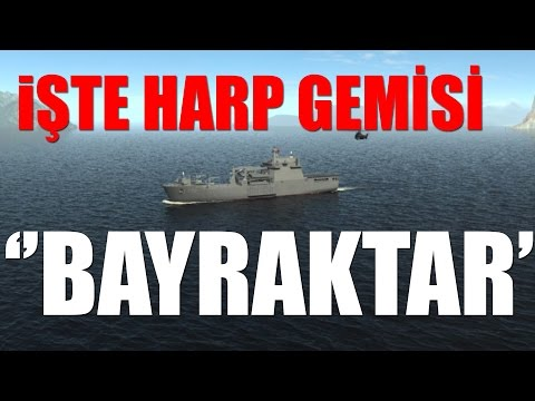 Milli çıkarma  gemisi - BAYRAKTAR