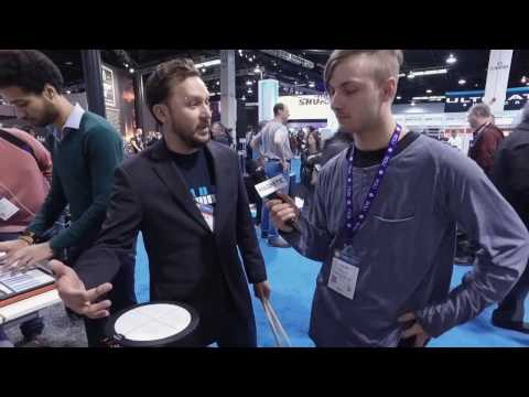 NAMM 2017 - Keith McMillen Instruments