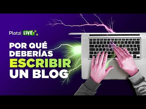 Por qué empezar a escribir un blog HOY