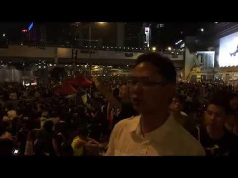 Nguyễn Hoàng Thanh-Tâm tường trình từ Hồng Kông (1)