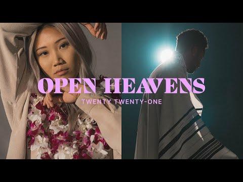 Open Heavens 2021  Official Promo Video  Bethel Church