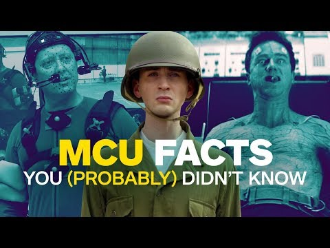 19 Things You (Probably) Didn't Know About the Entire Marvel Cinematic Universe - UCKy1dAqELo0zrOtPkf0eTMw