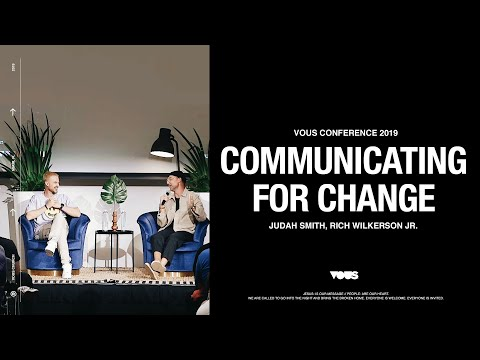 Rich Wilkerson Jr. & Judah Smith  VOUS Conference 2019: Communicating for Change