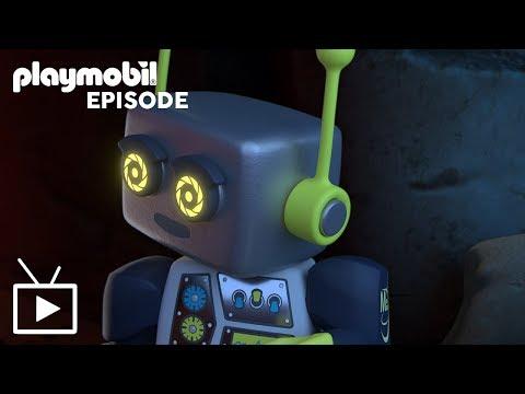 PLAYMOBIL | Hilfreicher Roboter | Mars Mission 3 | Film