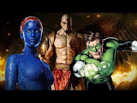 Top 10 Coolest Super Powers - UCKy1dAqELo0zrOtPkf0eTMw