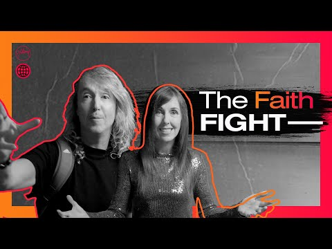 The Faith Fight  Phil & Lucinda Dooley  Hillsong Church Online