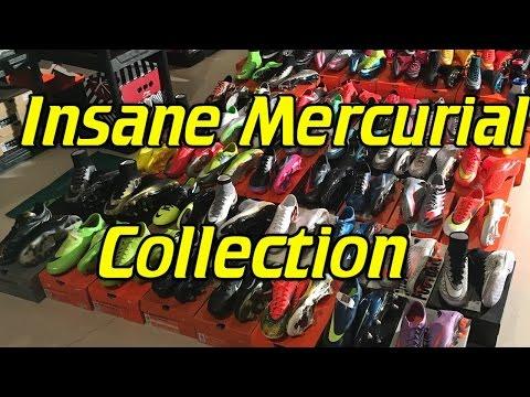 Crazy Nike Mercurial Collection - SR4U - UCUU3lMXc6iDrQw4eZen8COQ