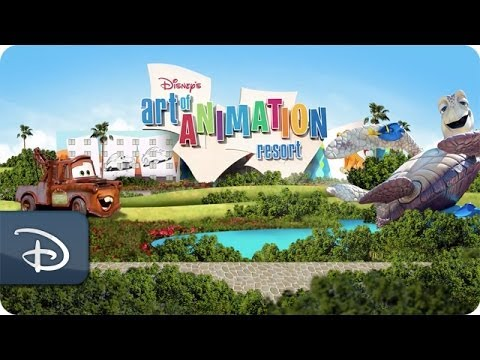 Disney's Art of Animation Resort | Walt Disney World - UC1xwwLwm6WSMbUn_Tp597hQ