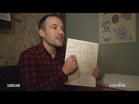 Vidéo de Max de Radiguès