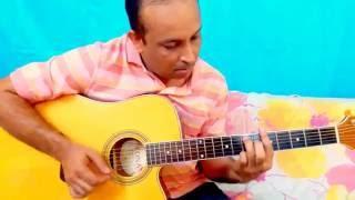 Aye Mere Watan Ke Logo - Acoustic Guitar Instrumen - mnm8 , Acoustic