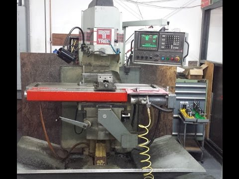 TREE J425 Journeyman, 3-axis CNC Mill