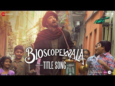 BIOSCOPEWALA LYRICS - Title Song   K Mohan   Gulzar