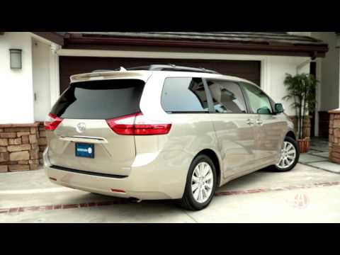 2017 Toyota Sienna   5 Reasons to Buy   Autotrader