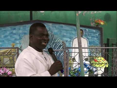 Watch, listen and share this powerful words of wisdom from Prophet/Evang. Hezekiah O. Oladeji