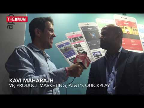 IBC 2016: Quickplay on why AT&T is betting on them for the future of their TV services