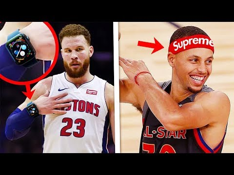 5 Accessories That Are BANNED FOREVER In The NBA!