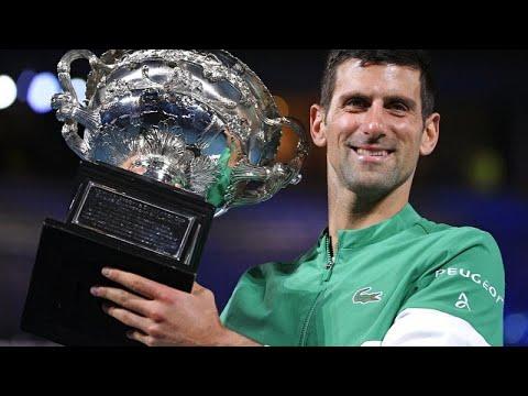 Djokovic fulmina a Medvedev y gana su noveno Abierto de Australia
