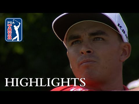 Rickie Fowler extended highlights | Round 1 | Quicken