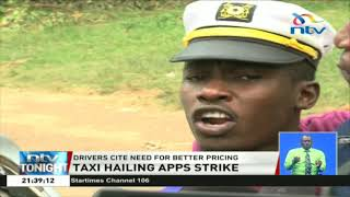 Online taxi drivers strike over failed MOU signed in 2018