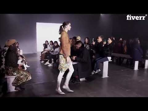 I will create your fashion runway video - Short Video Ads Services