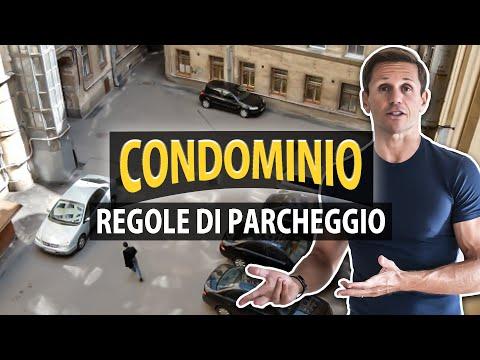 PARCHEGGIO IN CONDOMINIO: REGOLE | avv. Angelo Greco