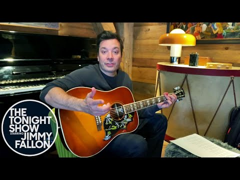 """Jimmy Performs """"Prom with Your Mom"""" (The Tonight Show: At Home Edition)"""