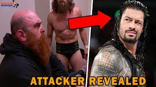 ROMAN REIGNS MYSTERY ATTACKER REVEALED??!!