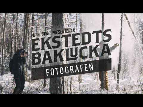 Ekstedts Baklucka -  FOTOGRAFEN TRAILER