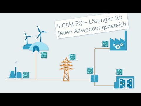 SICAM Power Quality - Teil 4 - Applikationen