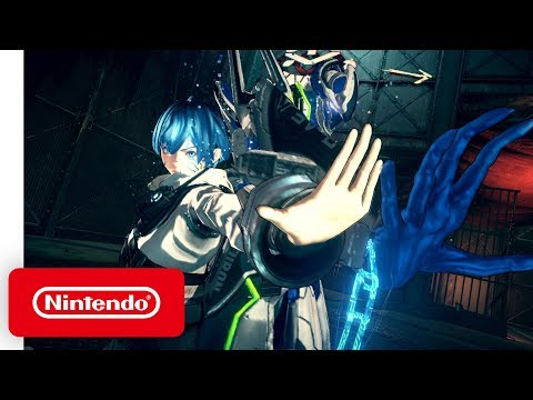 ASTRAL CHAIN - Launch Trailer - Nintendo Switch