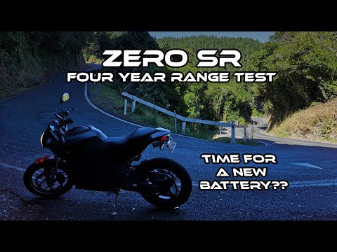 Zero SR Range Test after 4 years of riding