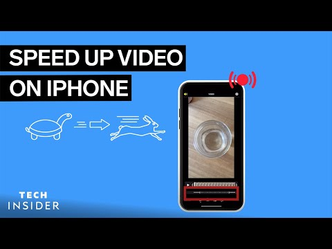 How To Speed Up A Video On iPhone