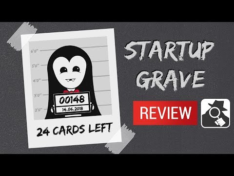STARTUP GRAVE | AppSpy Review
