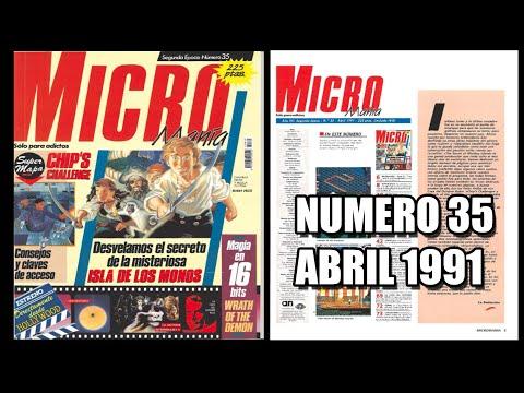 MICROMANIA SEGUNDA EPOCA ABRIL 1991