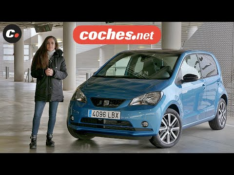 Seat Mii Electric 2020 | Primera prueba / Test / Review en español | coches.net