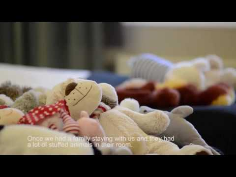 Bring your Teddy to Scandic
