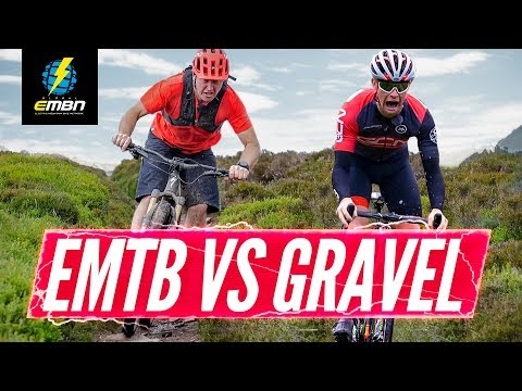 Electric Mountain Bike Vs Gravel Bike | Which Is Faster?