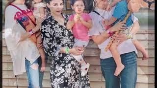 वॉटर बेबी हैं सैफ करीना के लाडले तैमूर अली खान, नई तस्वीरें वायरल