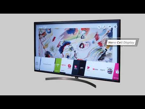LG Super UHD SK9500 - 360 video