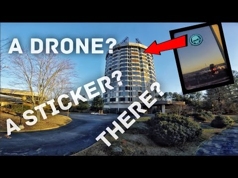 IMPOSSIBLE Sticker Placement with a DRONE - UCQEqPV0AwJ6mQYLmSO0rcNA
