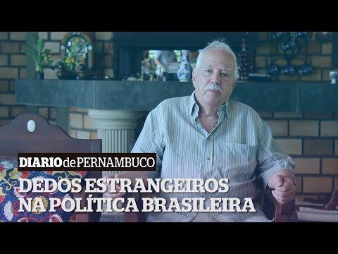 Fernando Coelho fala de a��o estrangeira na politica nacional