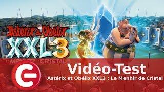 Vidéo-Test : [Vidéo-Test] Asterix et Obelix XXL 3 : Le Menhir de Cristal - Un retour gavé de potion magique ?