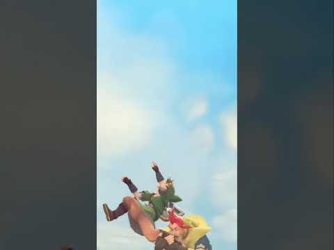 Bado ? The Legend of Zelda: Skyward Sword HD #Shorts
