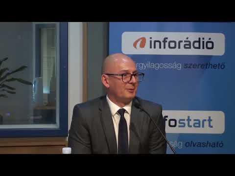 InfoRádió - Aréna - Rigó Csaba Balázs - 1. rész - 2020.07.29.