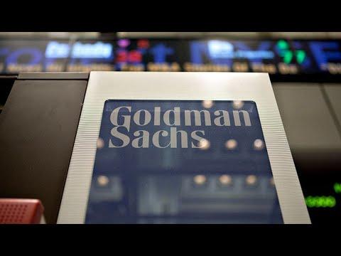 Goldman Sachs First-Quarter Trading, Revenue Top Estimates