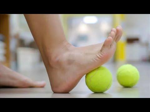 Плантарный фасциит: упражнение от боли | О самом главном photo